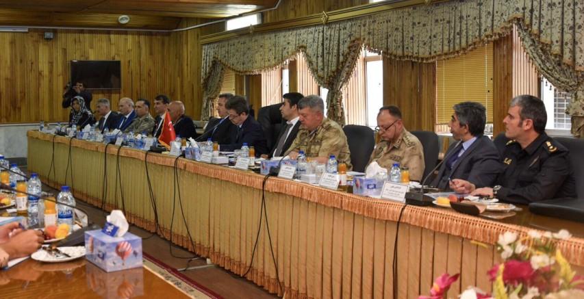 89. Alt Güvenlik Komite Toplantısı Gerçekleşti