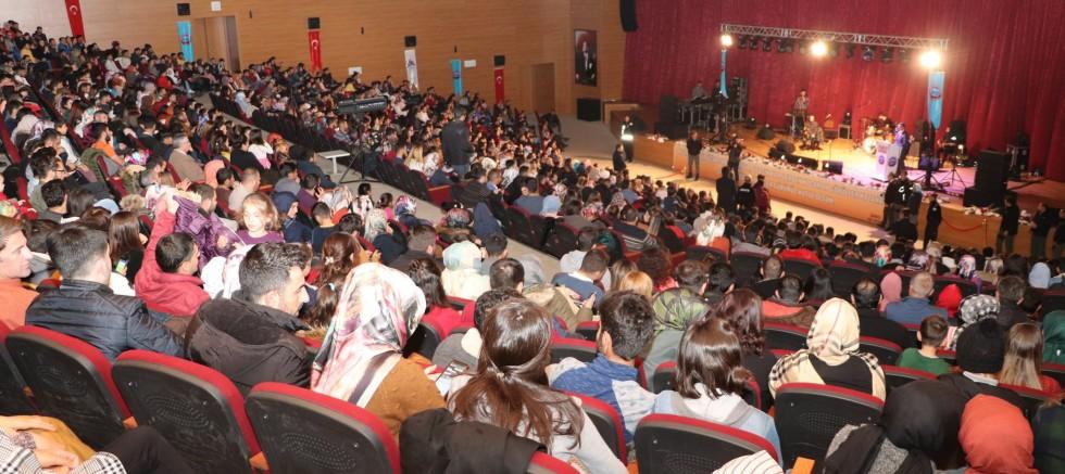 Ağrı Belediyesi'nden Öğretmenler Gününe Özel Konser Programı