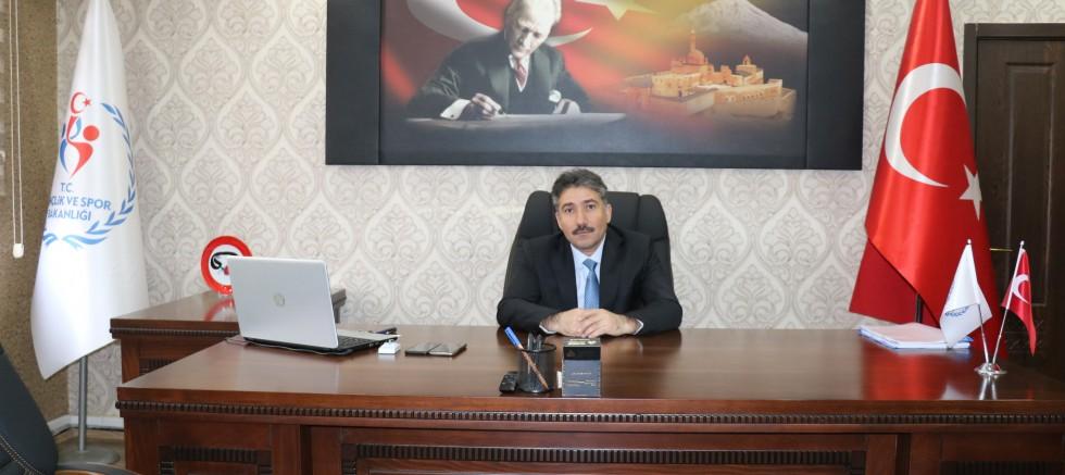 Ağrı GSİM Cihan Demir'den 19 Mayıs Mesajı