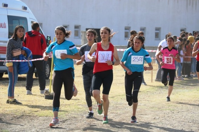 Ağrı'lı Milli Sporcu Türkiye 2.si Oldu