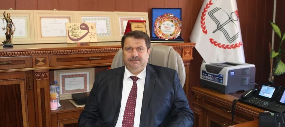 Ağrı Milli Eğitim Müdürü Turan'dan başsağlığı mesajı