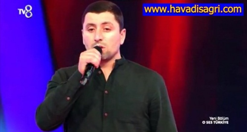 Alpaslan Adsay O ses Türkiye'de ikinci turu geçti