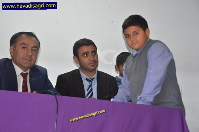 Eleşkirt İlçe Öğrenci Meclis Başkanlığı Seçimi Yapıldı