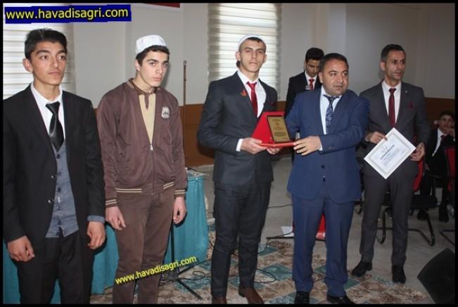Eleşkirt'li   Öğrenciler Yarışmalara Damga Vurdu