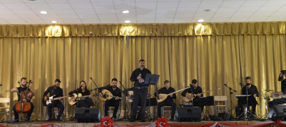 Eleşkirt Sanat Merkezi Müzik Kulübü Yıl Sonu Konseri Düzenledi