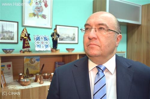 KİEV'de Yeni Bir Türk Kültür Merkezi Açıldı