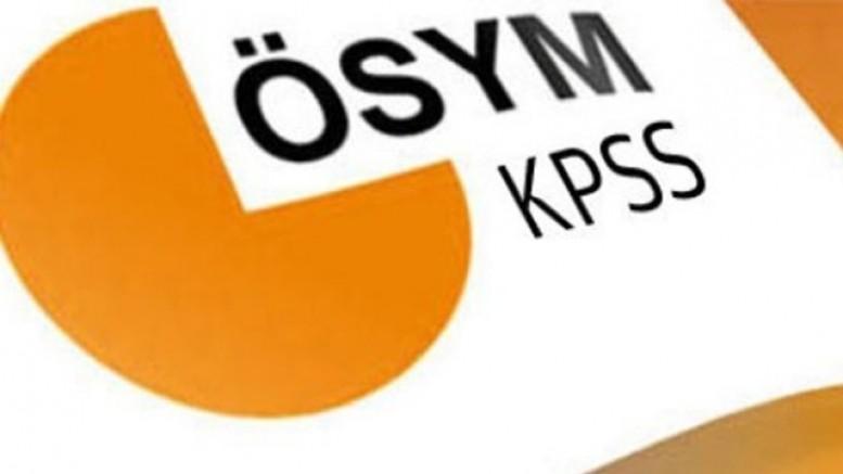 KPSS SINAVLARI ERTELENDİ