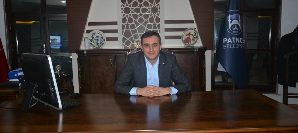 Patnos Belediye Başkanı Cem Afşin AKBAY'ın Kadir Gecesi Mesajı