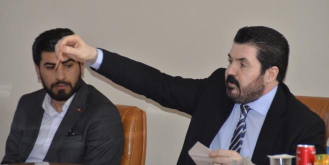 Savcı Sayan'la Yeni Dönem İlk Meclis Toplantısı Gerçekleştirildi