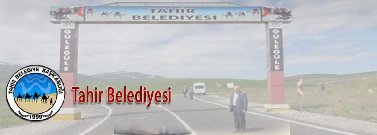 TAHİR BELDESİ ŞOFÖR ALIMI İLANI